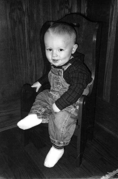 Andrew George Levitt, Oct. 14,1998-Oct. 23, 1999